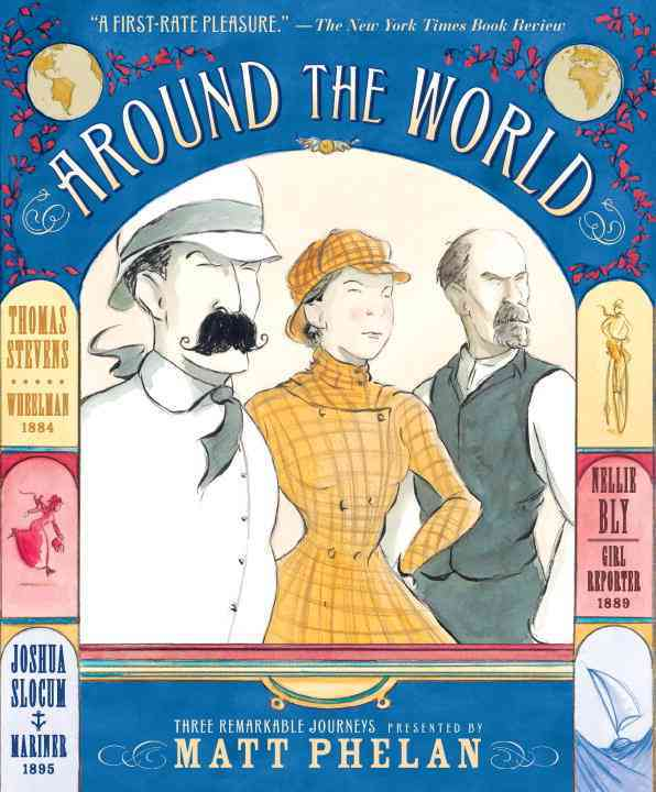 Around the World By Phelan, Matt/ Phelan, Matt (ILT)