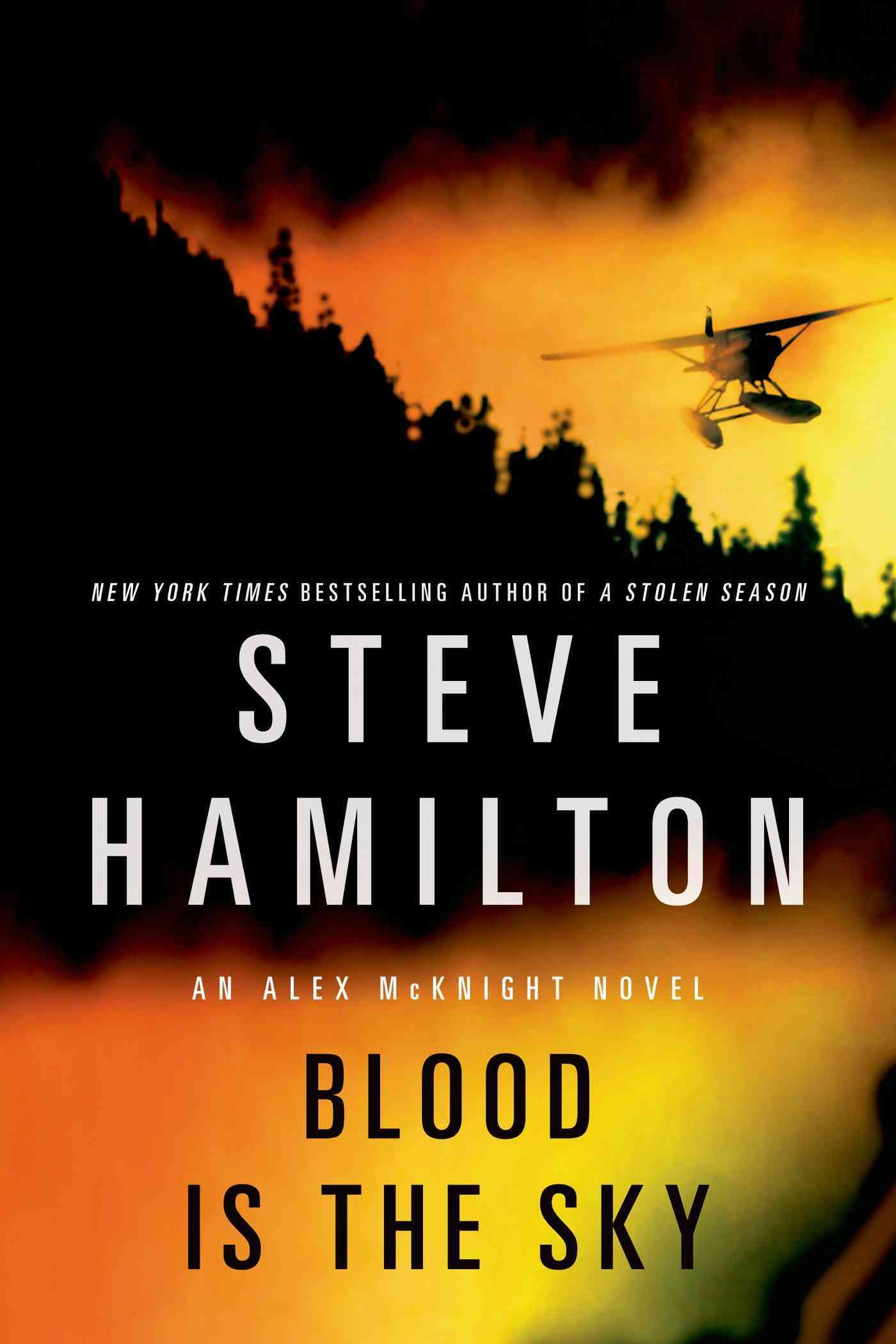 Blood Is the Sky By Hamilton, Steve